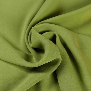 Solid color custom dyed printing chiffon