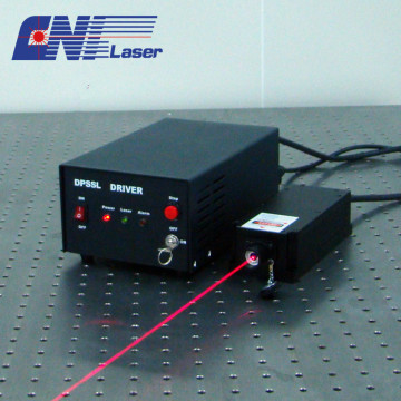 721nm Single Longitude Low Noise Red Laser