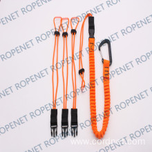 Hot Sale Elastic Tool Lanyard for Hardware Supermarket