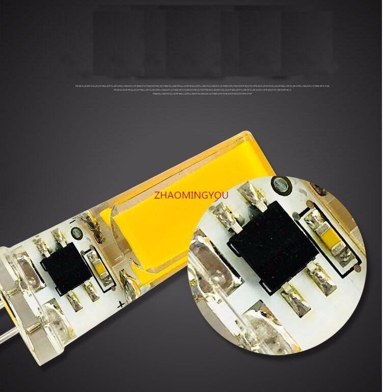 LED COB 10W GY6.35 G8 110V 220V dimmable LED GY6.35 110V LED G8 220V cob2508 dimming led g6.35 220v cob2508 crystal Light