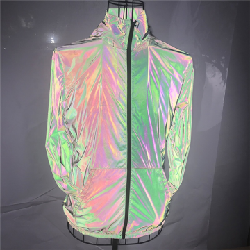 Waterproof Color Changing Jacket