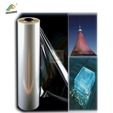 ETFE Transparent Constructure Greenhouse Film