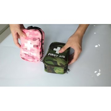 Camouflage Customized Medical Survival Kit for Camping