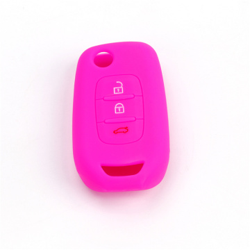 Silicone Renault intelligent key covers fob replacement