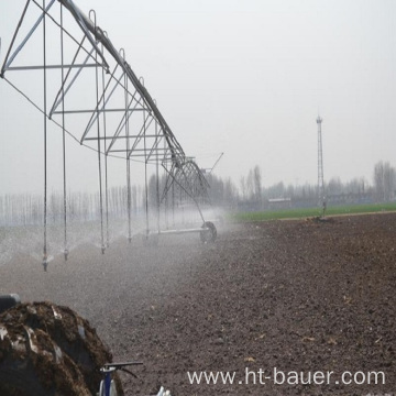 Large Farm Center Pivot Irrigation System