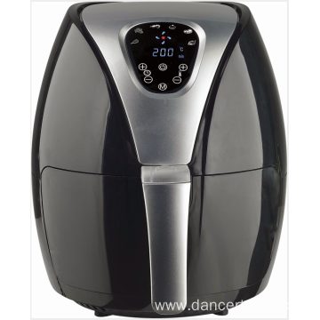 Air Fryer with Digital LED Touch Display