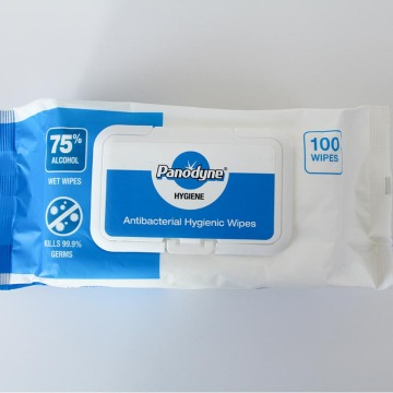 Wholesale Protective Disinfectant Antibacterial Wet Wipes