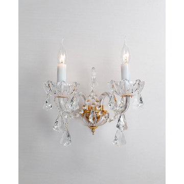 European Style Fashion Indoor Unique Crystal Wall Lamps
