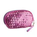 Colorful Small Lightweight Easy Taking PU Leather Makeup Organizer Cosmetic Bag