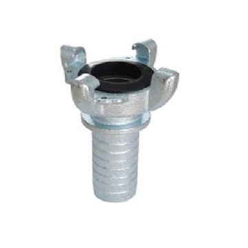 Universal Air Coupling Hose End 4Lugs