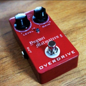 DIY MOD Overdrive DOD YJM308 Pedal Electric Guitar Stomp Box Effects Amplifier AMP Acoustic Bass Accessories Yngwie Preamp