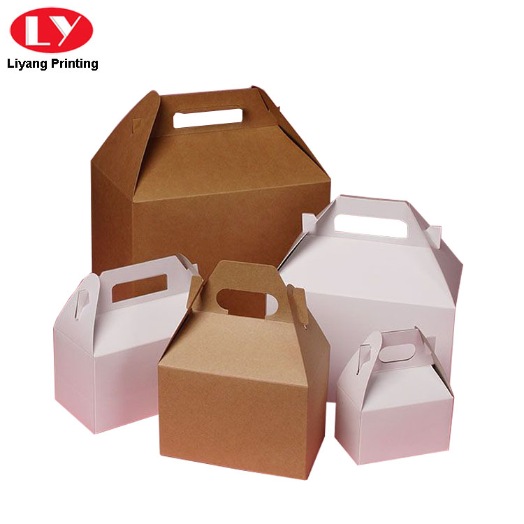 Cookie Boxes With Handle