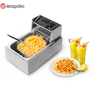 Fryer Electric Commercial Electric Deep