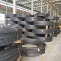 4mm steel wire spiral ribbed indented plain surface