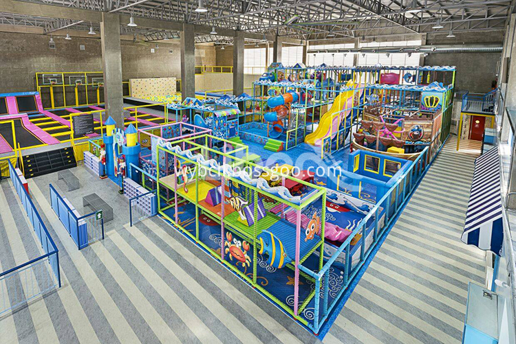 Soft Play Centers