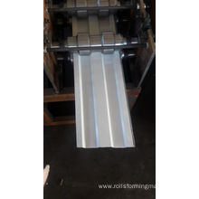 Simple Corrugated Shutter Door Making Machine