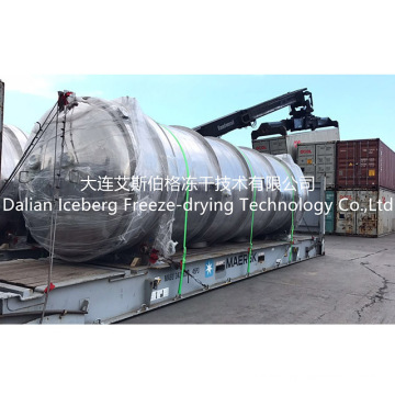 2X168 Freeze-drying Equipment Double Door