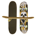 4 wheels Chinese Maple Complete Skateboard