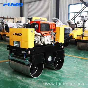 20KN Vibration Capacity Hand Roller Compactor