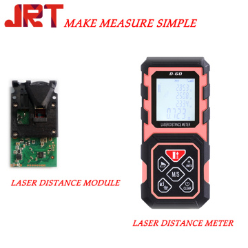 Laser trangulation measuring Module