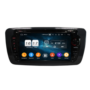 Car dvd gps player for Seat IBIZA 2013