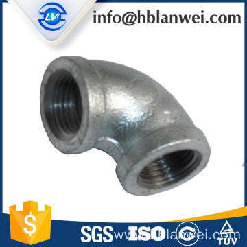 90 elbow cast iron pipe fittings