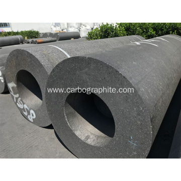 Steel Scrap Smelting UHP 350mm Graphite Electrode
