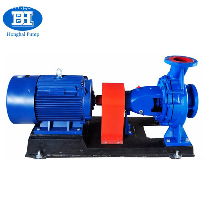 Electric Power Structure Centrifugal Agricultural Irrigation Pump