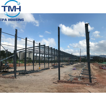 steel structure custom construction design warehouse