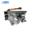 gas control valves gas burner