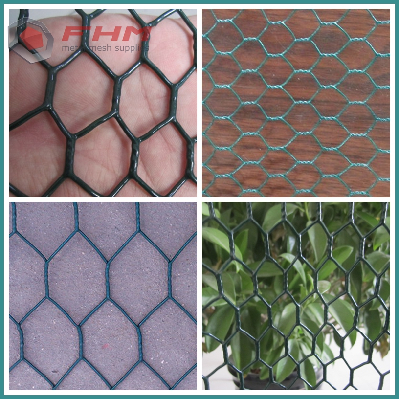 Green Wire Mesh 023