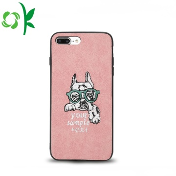 Unique Custom Printing Cute Dog TPU Phone Cases