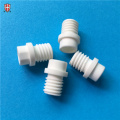 custom made dielectric alumina ceramic nut bolt screw