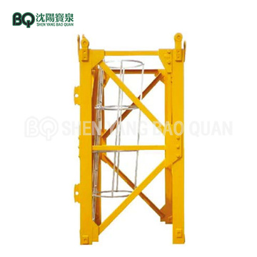 L44A1 Mast Section for Tower Crane FO23C MC115B