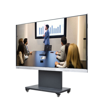 what is interactive flat panel