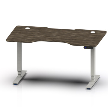 Ergonomic Computer Desk Adjustable Height Laptop Desk
