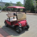 2 seats Battery Operated electric golf cart for sale