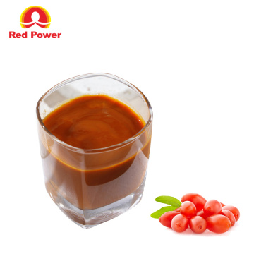 Ningxia Goji Juice Concentrate of High Quality Goji
