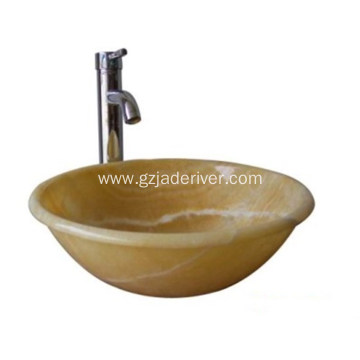 Durable Marble Stone Sink for Washroom