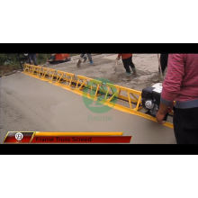 Concrete vibratory truss power screed easy screed floors FZP-130