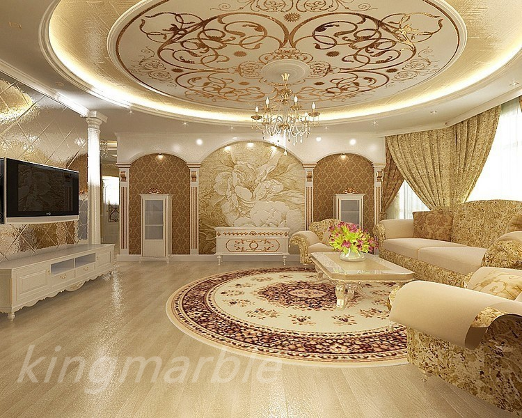 PVC 3D Table Top Panel For Interior Decoration