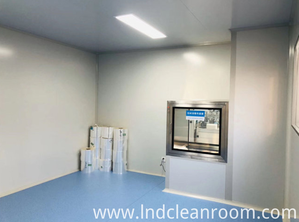 Cleanroom Tunis Cosmetics Factory