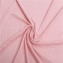 Factory Textile Material Dyed Knitted Linen Jersey Fabric