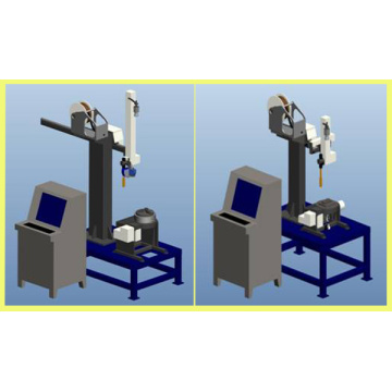 Gantry Welding Robot of Intersecting Lines