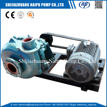 100ZJS Single Stage Horizontal Centrifugal Gravel Pump