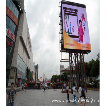 CE outdoor mesh LED display