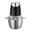 Stainless steel mini electric meat baby food chopper