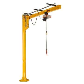 Top sale slewing arm lift crane