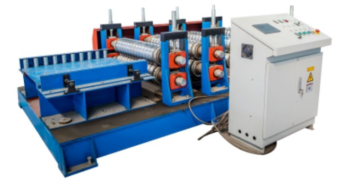 Curving Machine For Silos Panel