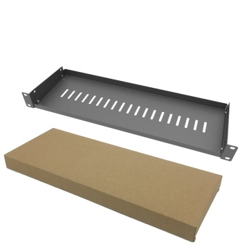 6 Inch Rack Mount Server Shelf Rail 1U